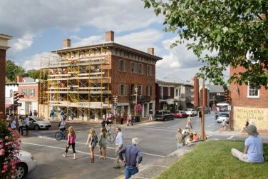 local art, artisans, small towns, historic