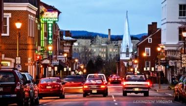 Main Street, Lexington Virgina