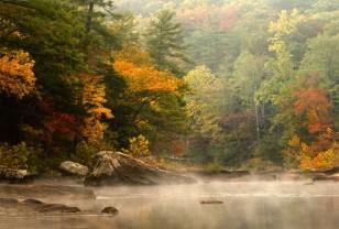 Autumn at Goshen Pass