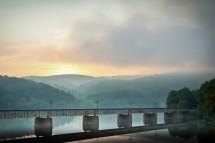 Sunrise on the Appalachian Trail
