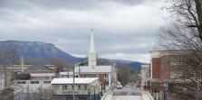 Lexington Virgina, Historic small town, main street
